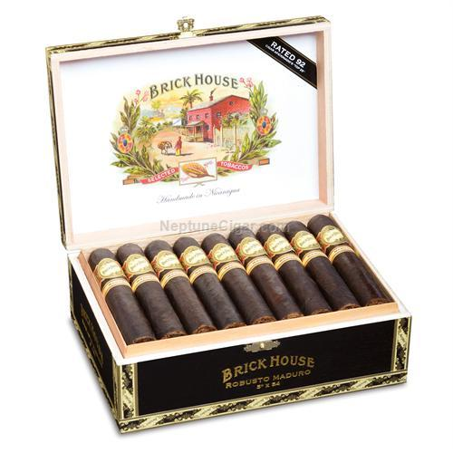 Brick House Maduro Cigars
