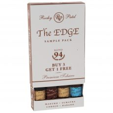 Rocky Patel The Edge Toro 4-Cigar Sampler
