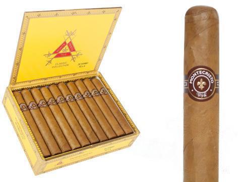Montecristo Classic Toro Cigars