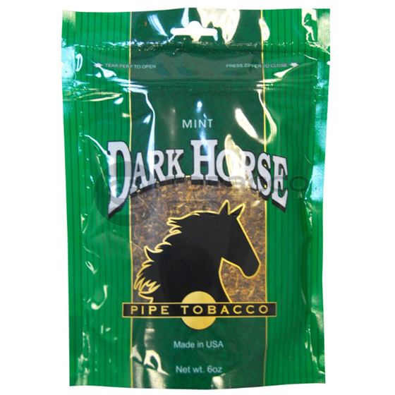 Dark Horse Pipe Tobacco Mint 6 oz. Pack