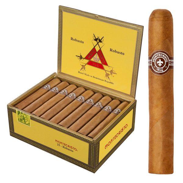 Montecristo Robusto Cigars
