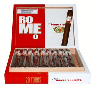 Romeo y Julieta Romeo Cigars