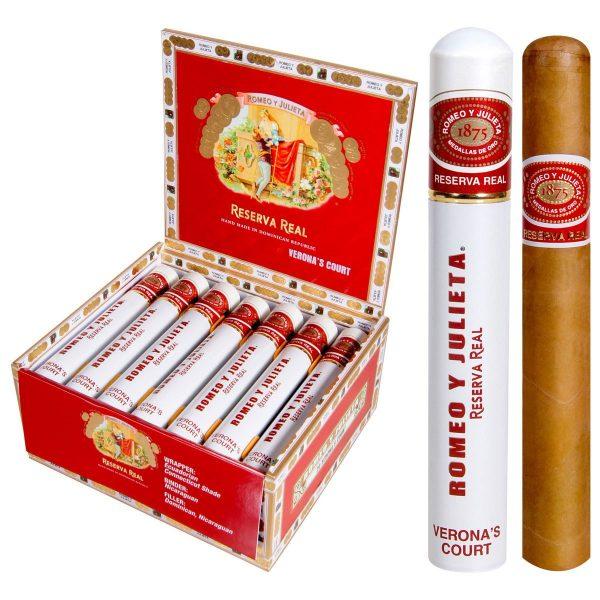 Romeo y Julieta Reserva Real Verona's Court Cigars