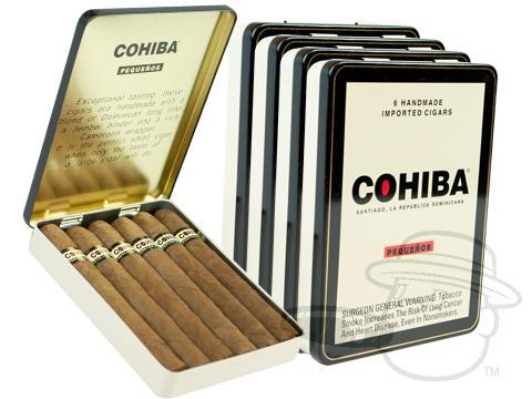 Cohiba Dominican Pequeno Cigars