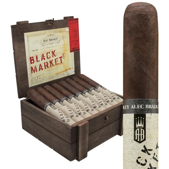 Alec Bradley Black Market Cigars