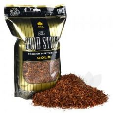 The Good Stuff Gold Pipe Tobacco 6 & 16 oz. Pack