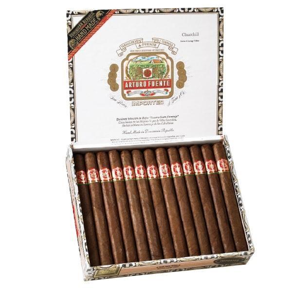 Arturo Fuente Churchill Cigars
