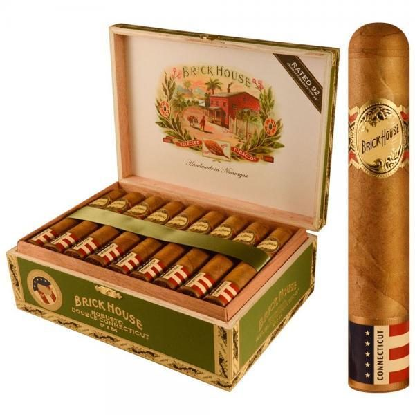 Brickhouse Robusto Double Connecticut Cigars