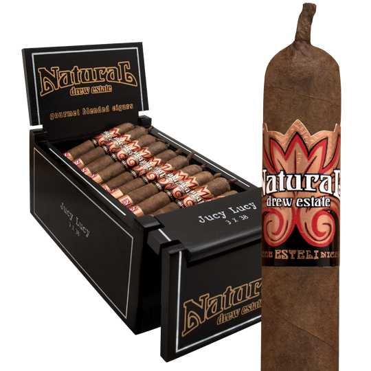 Natural By Drew Estate Jucy Lucy Cigars