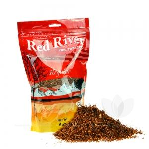 Red River Regular Pipe Tobacco 6 & 16 oz. Pack
