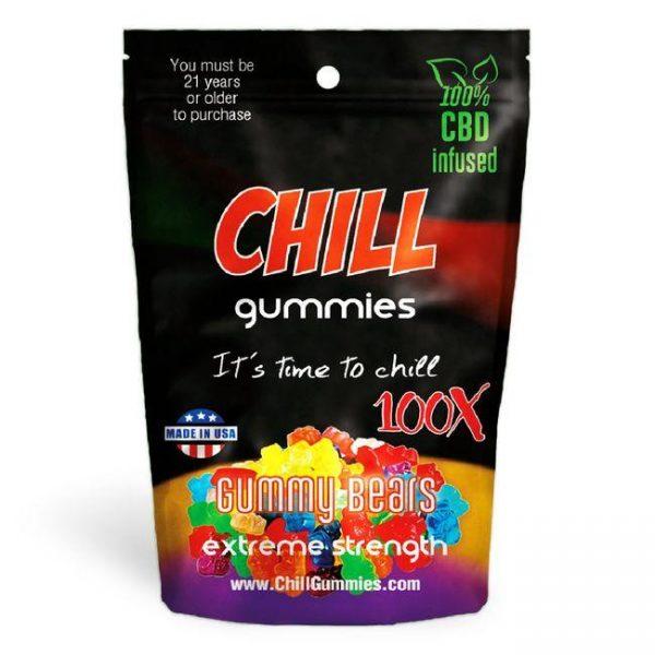 Chill Gummies CBD