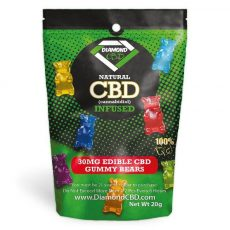 Diamond CBD CBD Gummy Bears