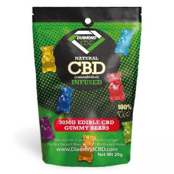 Diamond CBD CBD Gummy Bears
