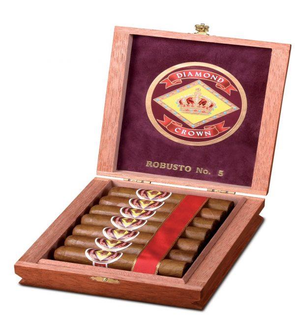 Diamond Crown Classic Robusto No. 5 Cigars
