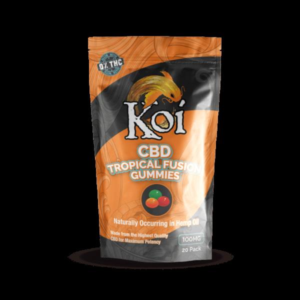 Koi CBD Tropical Gummies