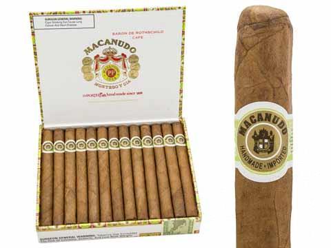 Macanudo Cafe Portofino Cigars