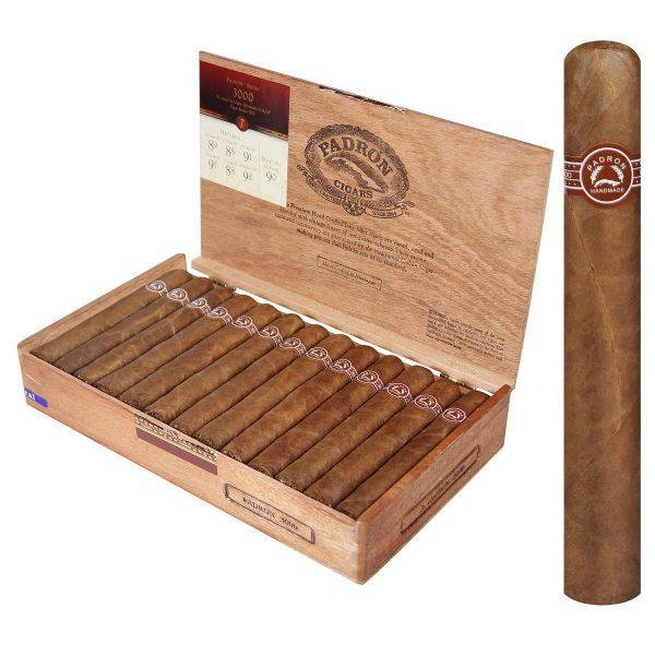 Padron Series 3000 Natural Cigars