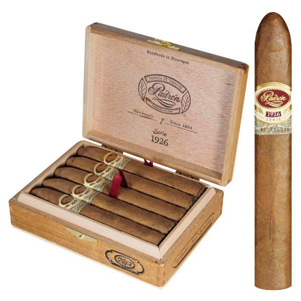 Padron 1926 Series No. 2 Belicoso Cigars