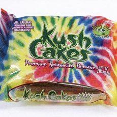 CBD Kush Cake