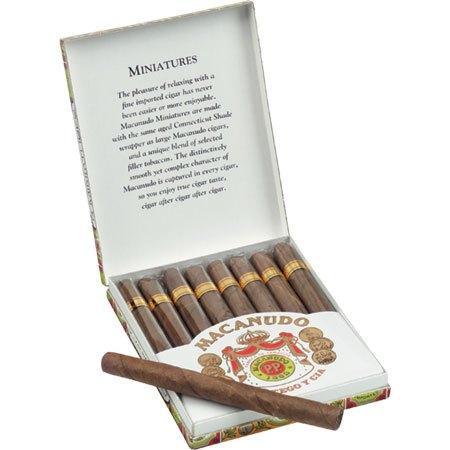 Macanudo Cafe Miniatures Cigars
