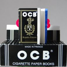 OCB Cigarette Paper Books