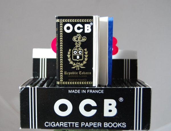 OCB Cigarette Paper Books