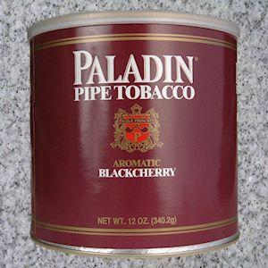 Paladin Aromatic Blackcherry Pipe Tobacco 12 oz