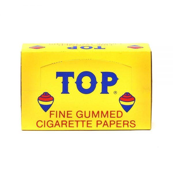 Top Fine Gummed Cigarette Rolling Papers