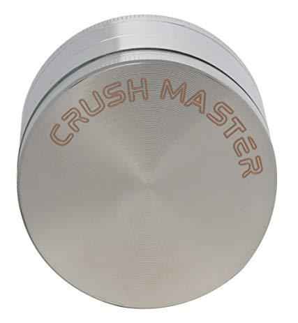 Joe Herb Crush Master Series 4 pc Herb/Spice Grinder