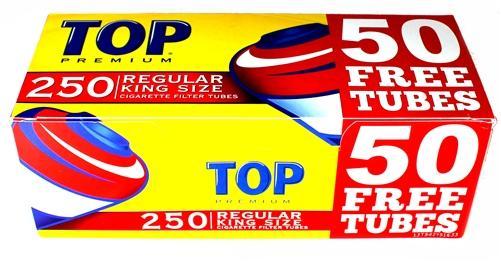 Top Cigarette Tubes