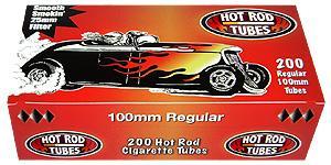 Hot Rod Cigarette Tubes