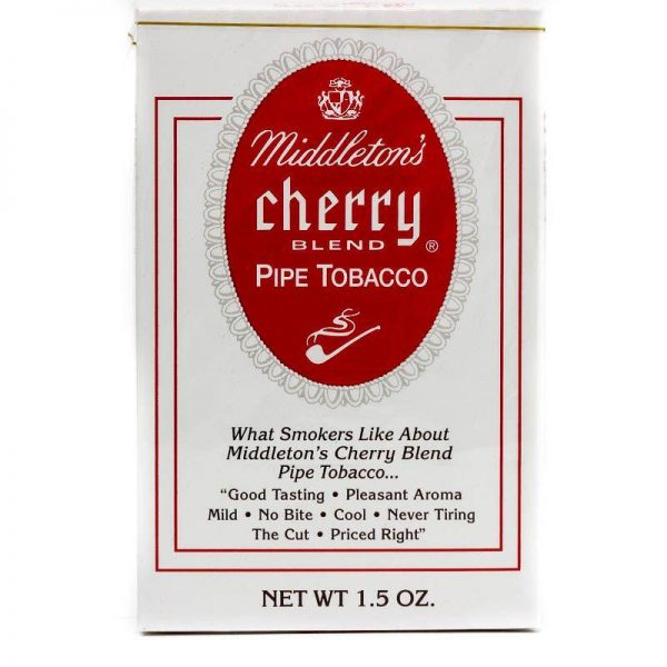 Middleton Cherryblend 1.5 oz Pipe Tobacco